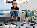 با کودکان بی نظم چگونه رفتار کنیم؟