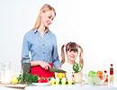 آموختن رفتار و کار خوب به کودکان