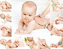 ماساژ نوزاد چه فوایدی برای نوزاد دارد؟