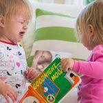 پرخاشگری در کودکان نوپا