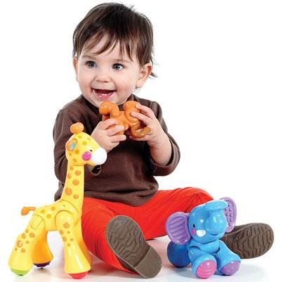 بچههای باهوش چه اسباب بازی هایی دوست دارند؟