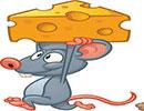 شعر کودکانه آقا موش شکمو