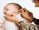 نحوه تمیز کردن گوش و بینی نوزاد