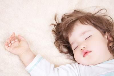الگوی خواب کودک