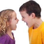 راه هایی برای کنترل دعوای کودکان