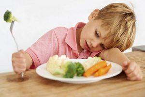 درمان بیاشتهایی عصبی در کودکان