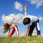 چگونگی علاقه مند کردن کودکان به ورزش