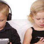 بچه ها از چه سنی می توانند گوشی هوشمند استفاده کنند؟