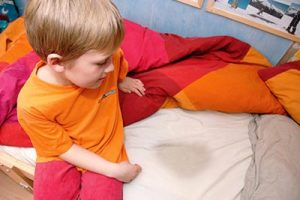 چگونگی برخورد با شب ادراری کودکان