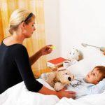 راهکارهایی برای مراقبت از کودک بیمار