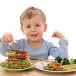 چگونه وزن کودک خود را بالا ببریم؟