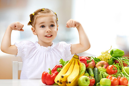 آموزش عادت سالم به کودک