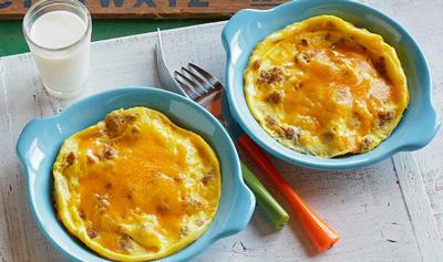 تخم مرغ برای کودکان