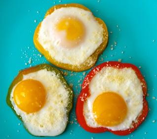 آشنایی با غذاهای تخم مرغی برای کودکان