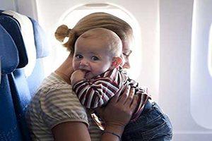 آنچه باید در مورد مسافرت رفتن با نوزاد بدانید