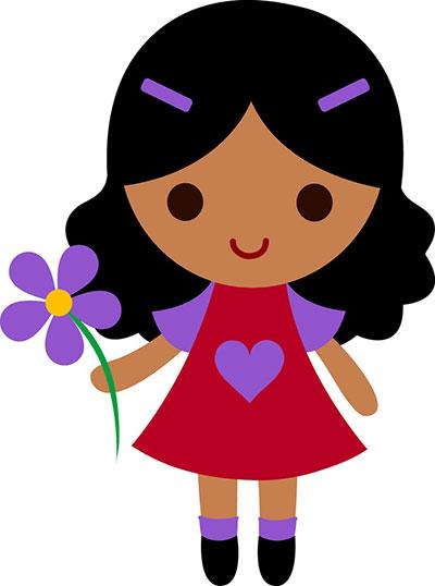 قصه کودکانه دخترک آواز خوان