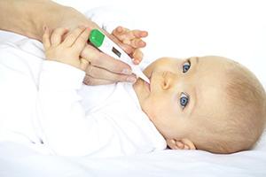 علائم و نشانه های سرماخوردگی کودکان زیر یک سال