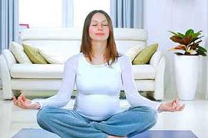 چرا بهتر است در دوران بارداری مدیتیشن کنید
