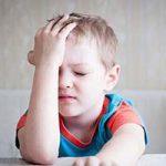 دلایل سر درد در کودکان چیست؟