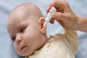 علت گوش درد نوزاد در هواپیما چیست؟