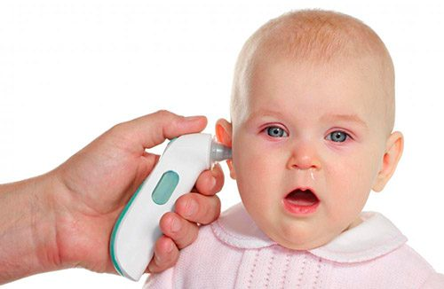 گوش درد نوزاد در هواپیما