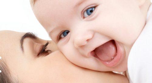 باهوش شدن نوزاد