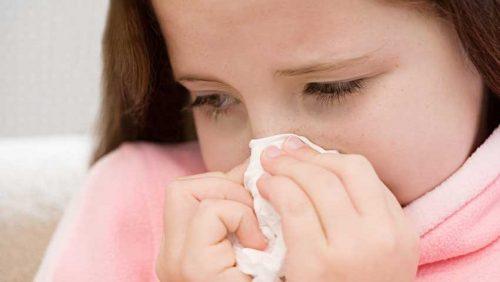 علت سرماخوردگی پی در پی کودکان