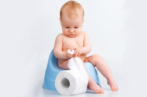 رشد کنترل ادرار در کودکان
