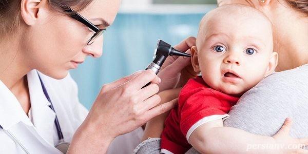 علت کاهش شنوایی در کودکان