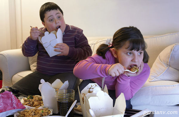 عوارض چاقی در کودکان