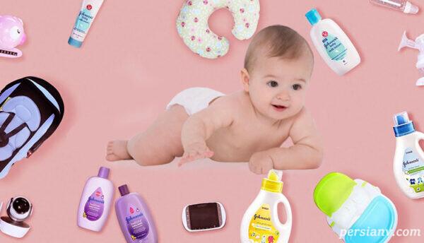 لوازم کمک بهداشتی و مراقبتی در تغذیه کودک