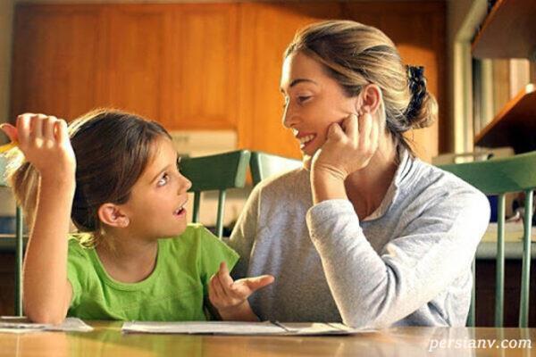 با بچه ها چطور حرف بزنیم؟