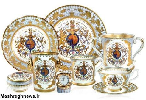 عکس:فروش دارایی های ملکه انگلیس
