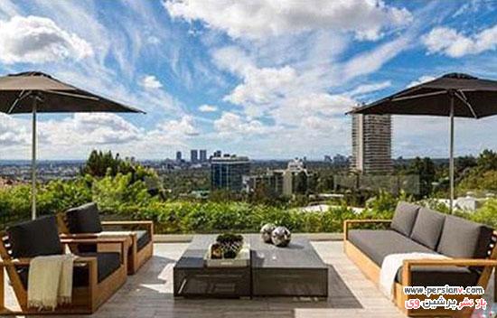 دکوراسیون خانه جدید هری استایلز خواننده مشهور گروه وان دایرکشن