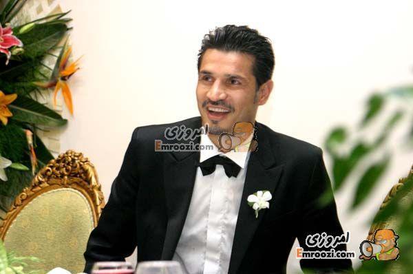 عکس های دیدنی از عروسی علی دایی ( قدیمی اما جالب )