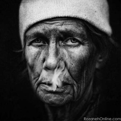 عکسهایی زیبا و تلخ از چهره گداهای دنیا