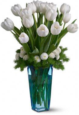 عکس:گل آرایی و انتخاب گل و گلدان زیبا