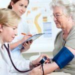 کنترل فشار خون از دوران میانسالی
