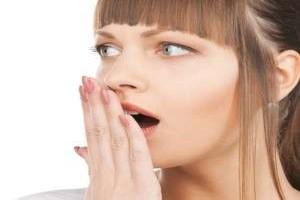 از بین بردن بوی بد دهان با چند توصیه
