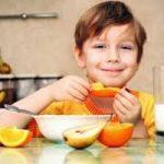 برتری غذاهای خانگی بر غذاهای صنعتی کودک