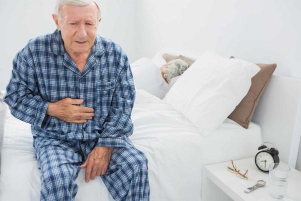 درمان یبوست در سالمندان