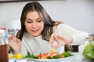 مقدار غذایی که زنان باردار باید بخورند
