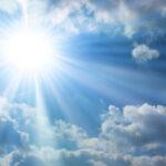 مادران باردار مقابل نور آفتاب قرار بگیرند