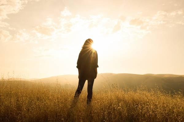 نور آفتاب برای زنان باردار