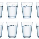 نیازی به نوشیدن ۸ لیوان آب در روز نیست