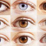 چه عواملی بر رنگ چشم موثر است؟