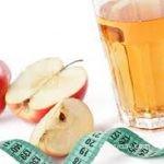 مصرف سرکه سیب و کاهش وزن