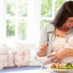 تغذیه در شیردهی برای مادران جوان