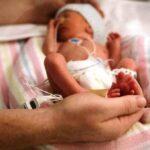 ساده ترین روش مراقبت از نوزاد نارس