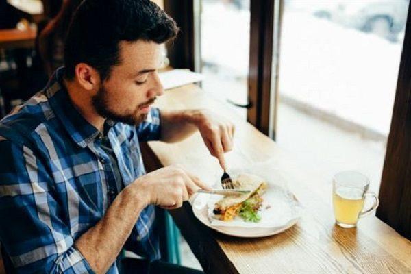 کارهای ممنوع بعد از غذا